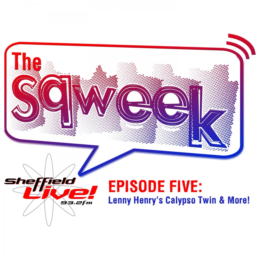 The Sqweek Episode 5: Lenny Henry's Calypso Twin & More...