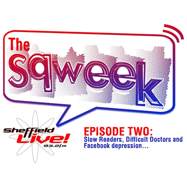 The Sqweek Episode 2: Slow Readers and Difficult Doctors