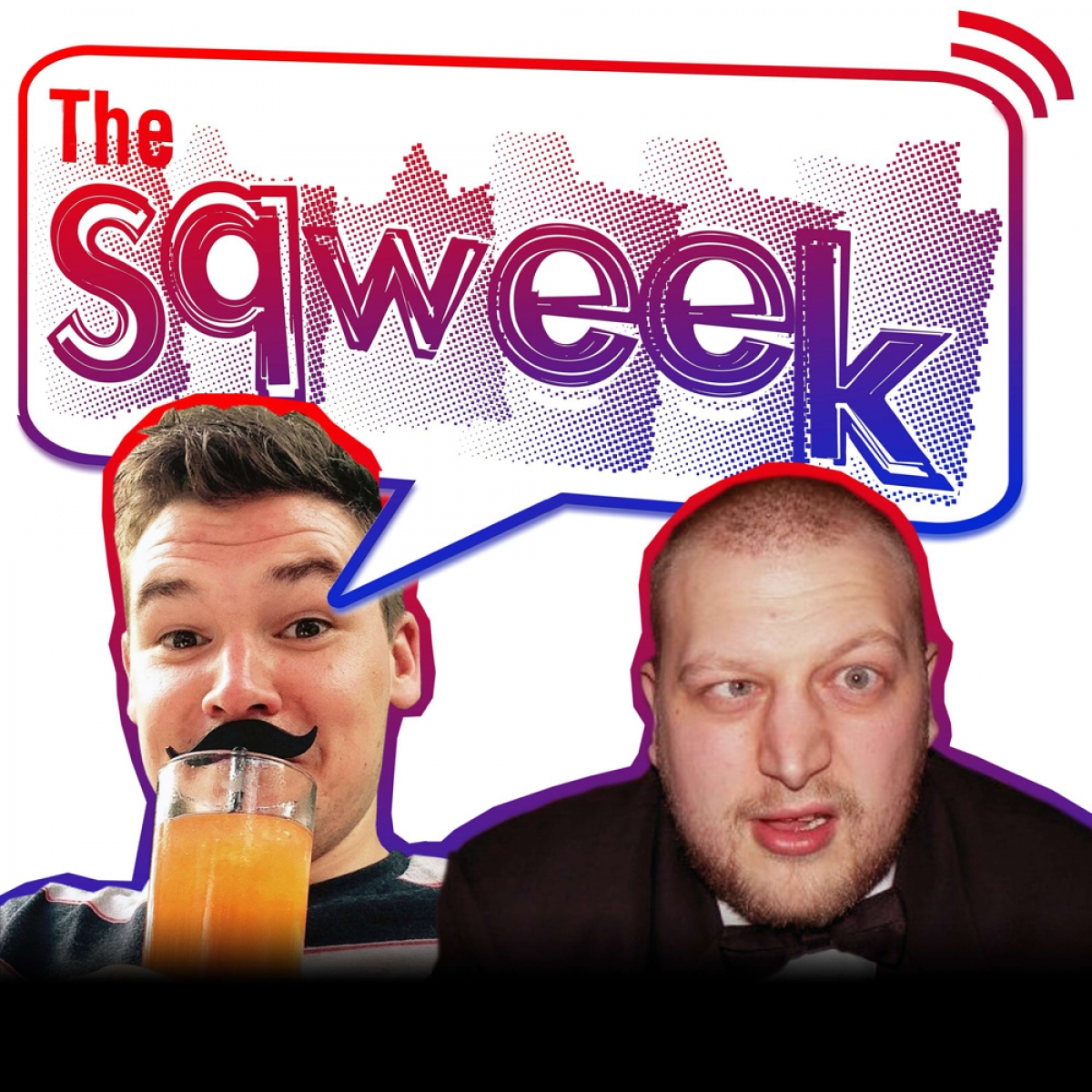 The Sqweek Episode 47: Crazy Clowns, More Trump, Immoral Ched and other ranting!