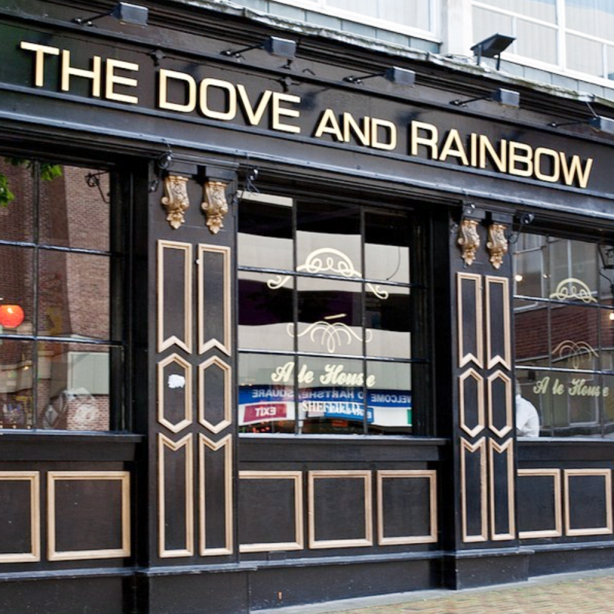 The Dove and Rainbow, Sheffield