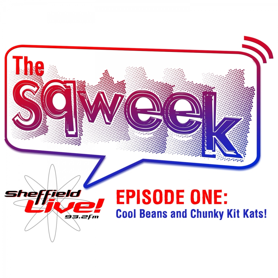 The Sqweek now on Sheffield Live! radio